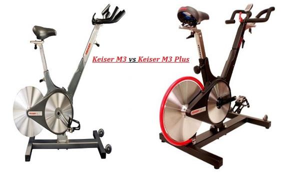 Keiser M3 vs M3 plus and Keiser M3i vs M3iX review