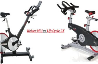 Keiser m3i vs lifecycle gx