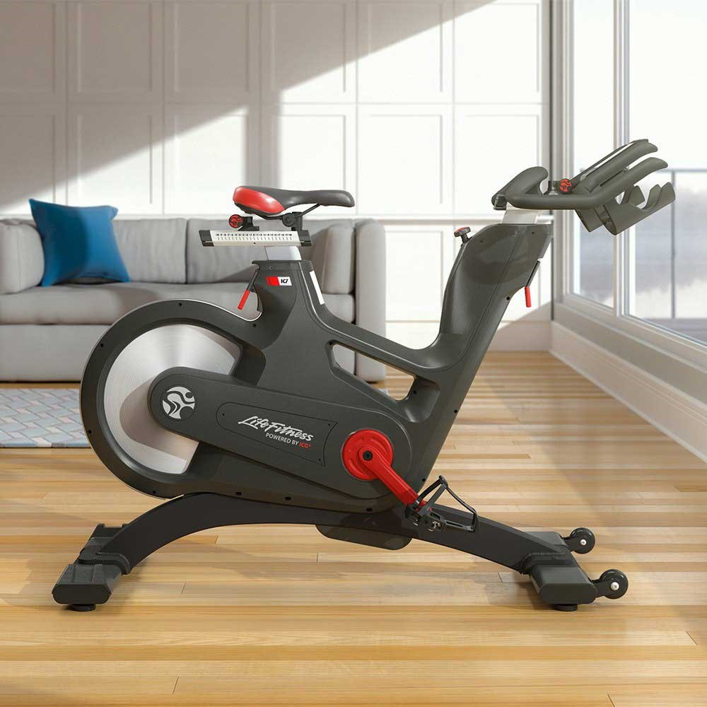 ic7 spin bike review life fitness ic7 indoor cycle your exercise bike. Black Bedroom Furniture Sets. Home Design Ideas