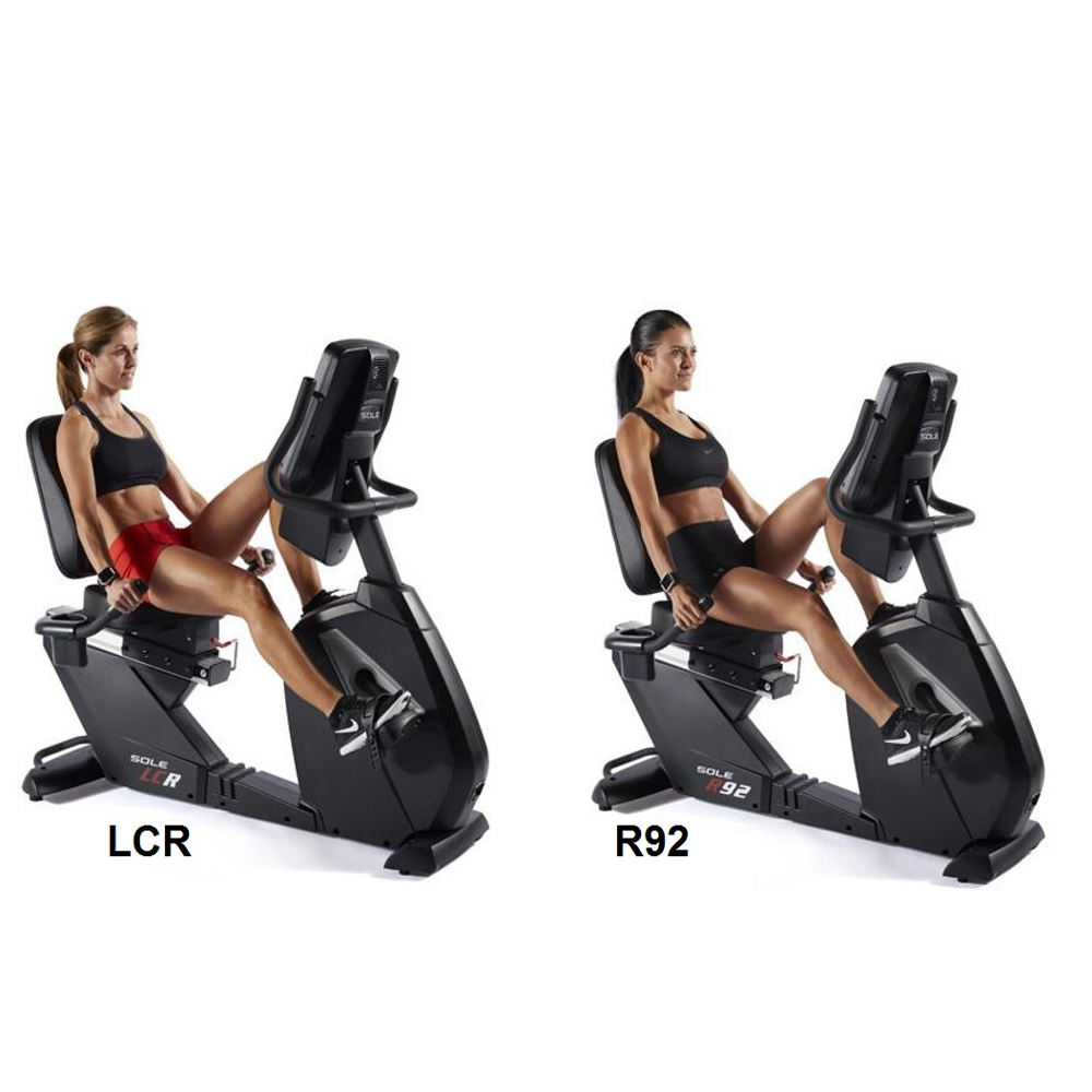 Sole Recumbent Bike Reviews Lcr And R92 Models With