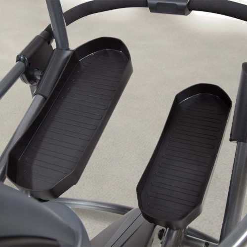 Teeter FreeStep Cross Trainer pedals and handlebar