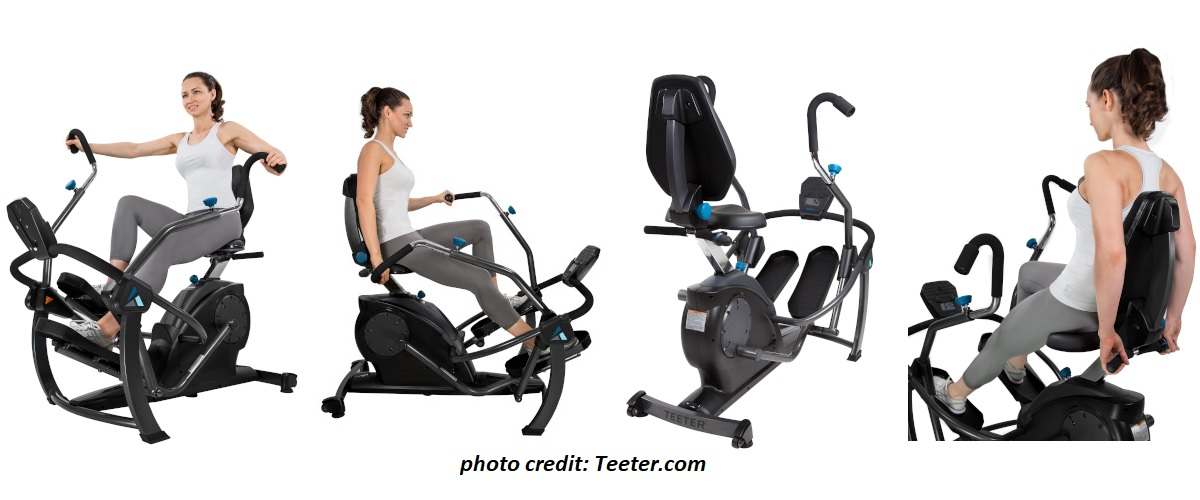 3f42e3c7 Teeter FreeStep Recumbent Cross Trainer Review w/ Pictures