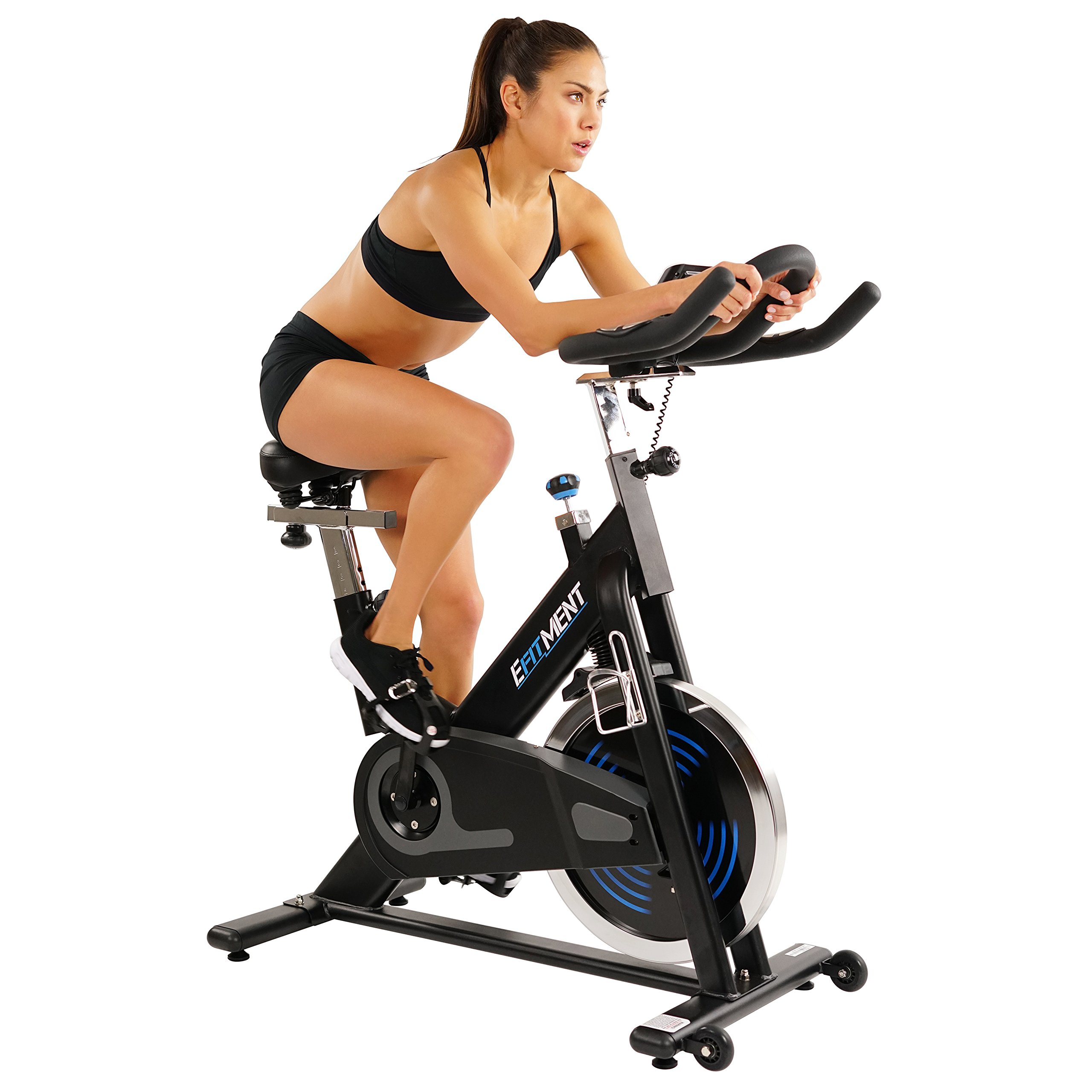 EFITMENT Magnetic Cycling Exercise Flywheel