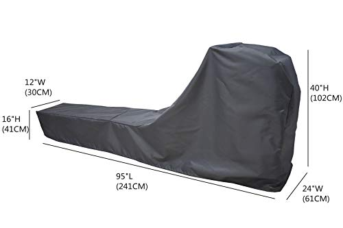 Protective-Waterproof-Rowing machine cover