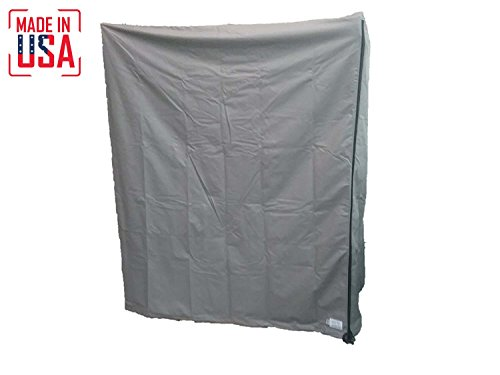 Center drive elliptical cover | Water Resistant Fitness Equipment Protective Cover Ideal for Indoor and outdoors