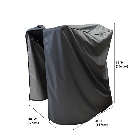 Treadmill Protective Dustproof Waterproof Water-Resistant Cover