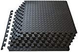 ProSource EVA Foam Interlocking Mat For Treadmill