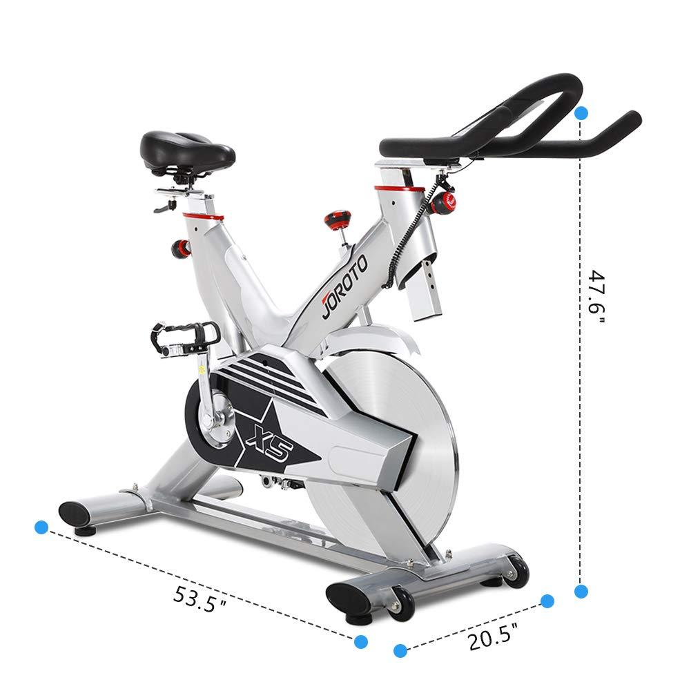 JOROTO X5 Professional Stationary exercise bike