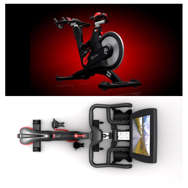 Life Fitness IC5 indoor cycling bike review
