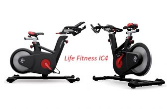 Life Fitness IC4 cycle review