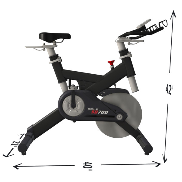 Sole-Fitness-SB700-bike