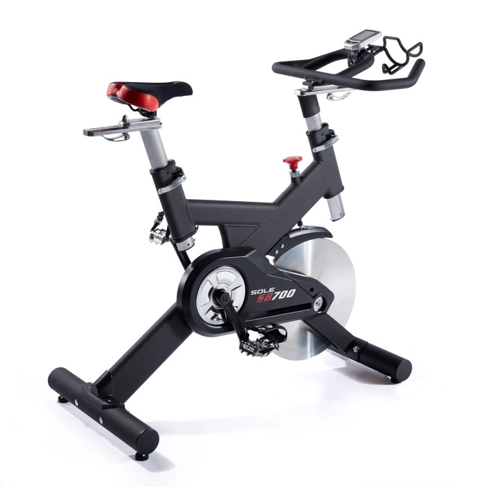 Sole Fitness SB700 spin bike review