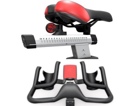 Team ICG IC4 Seat handlebars