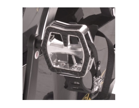 BodyCraft SPX spin bike pedals
