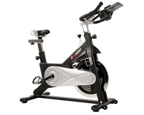 EFITMENT IC030 BELT DRIVE PERFORMANCE INDOOR CYCLE BIKE WITH TABLET HOLDER