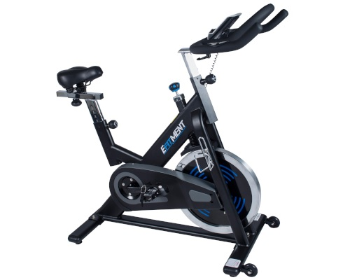 EFITMENT IC031 MAGNETIC BELT DRIVE PERFORMANCE INDOOR CYCLE BIKE
