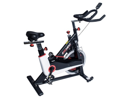 EFITMENT IC033 MAGNETIC BELT DRIVE PERFORMANCE INDOOR CYCLE BIKE