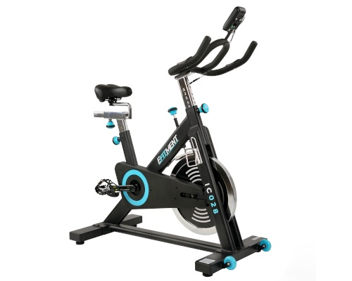 EFITMENT PRO BELT DRIVE INDOOR CYCLE BIKE WITH MONITOR IC028