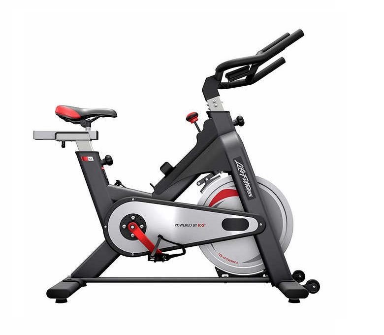 Life Fitness IC1 indoor cycling bike
