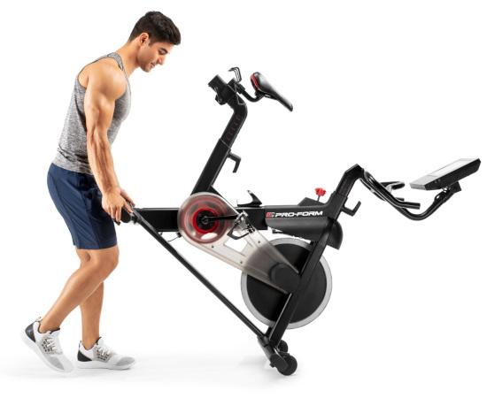 Studio Bike Pro Exercise Bike PFEX16718 Cons