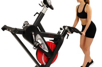 Sunny Health Fitness SF-b1714 Evolution Pro Indoor Cycling Bike Review