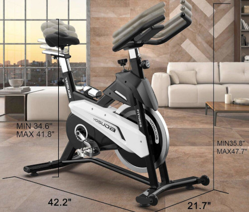 Yosuda indoor exercise bike stationary