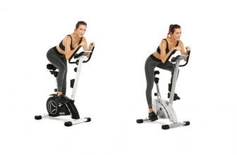 Ancheer upright bike review