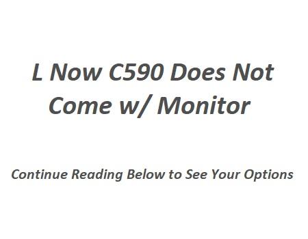 C590 monitor