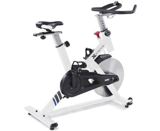 EXTERRA Fitness MB550 exercise bike review