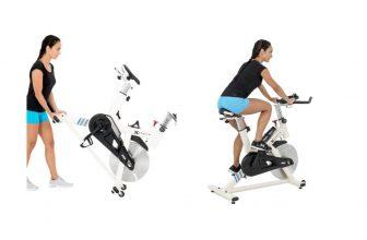 EXTERRA Fitness MB550 indoor review