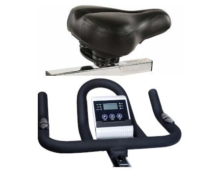 Efitment bike handlebar seat