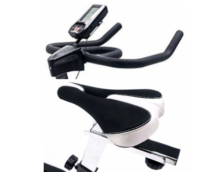 ICX seat handlebar adjustment