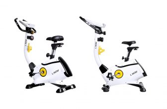 L-NOW D808 Upright Bike Magnetic Resistance Review