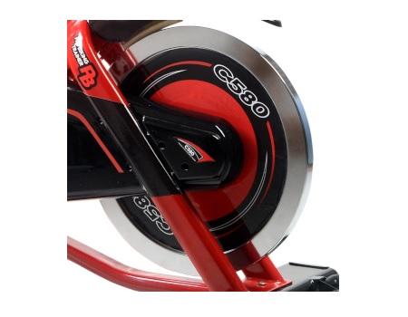 L-Now C-580 spin bike flywheel