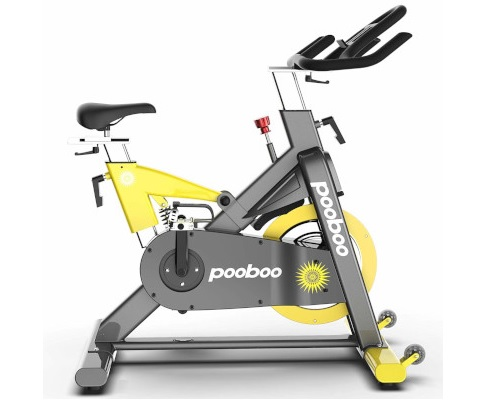 L-Now D501 Indoor Cycling Stationary Bike