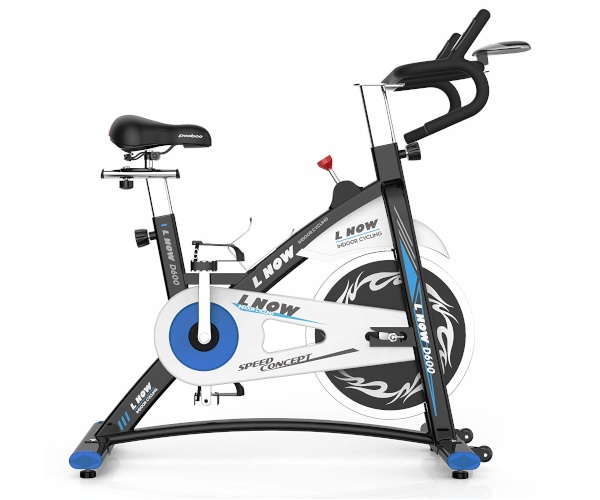 L Now D600 Indoor Cycling Bike Review D600 Spin Bike