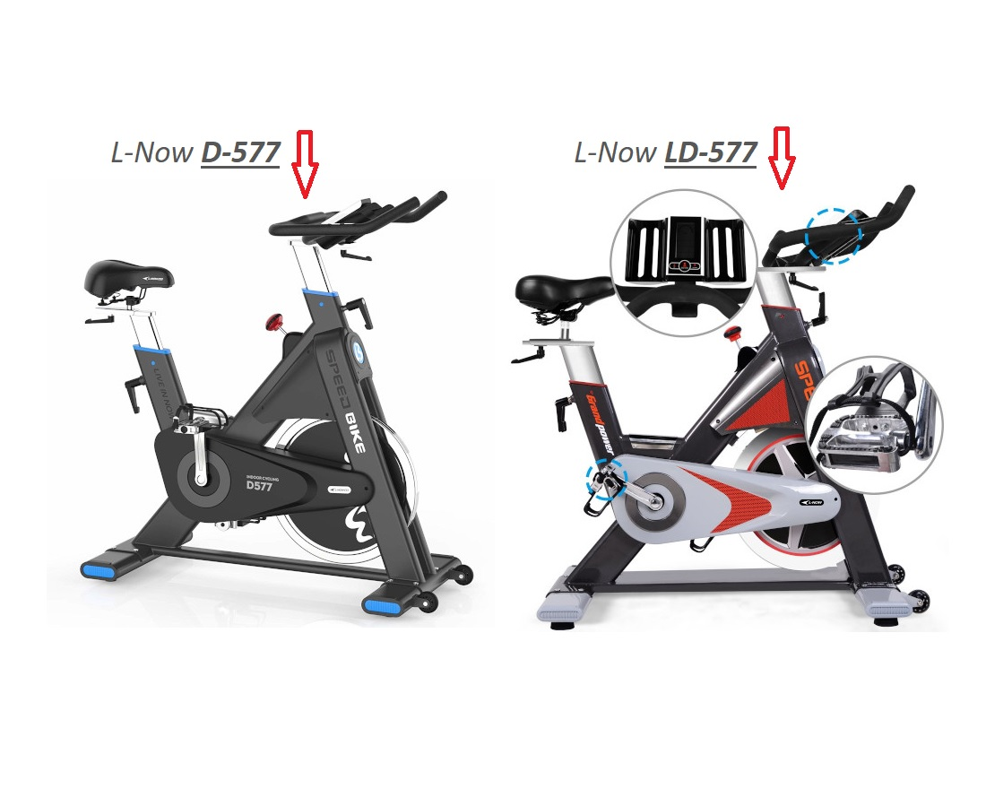 L-Now LD-577 indoor cycling bike review