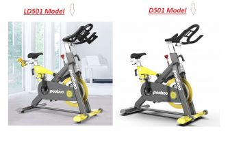 L-Now Pro indoor cycling bike D501 review