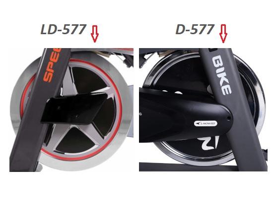LD-577 spin bike flywheel