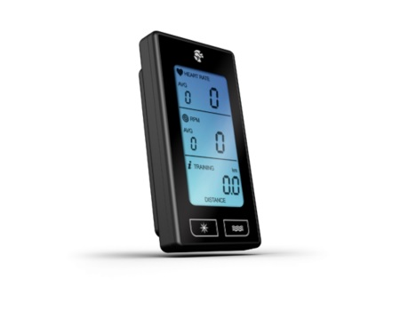 Life Fitness ANT+ monitor for IC3 bike