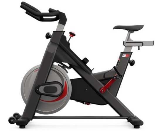 Life Fitness IC2 exercise bike review