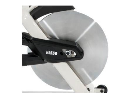 MB550 balanced flywheel