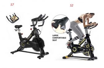 PYHIGH indoor cycling bike review