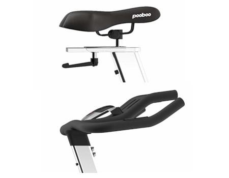 Pooboo C580 seat and handlebars