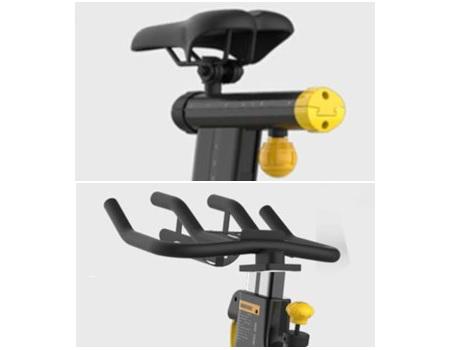 Pooboo c590 seat handlebars