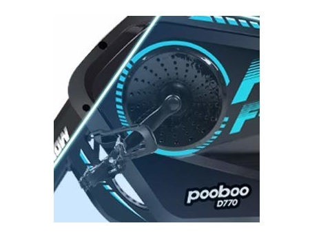Pooboo pro pedals and q-factor size