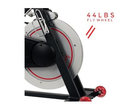 Sunny Fitness SF-B1805 spin bike flywheel weight