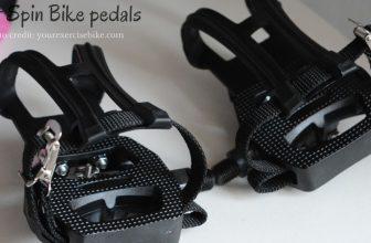 best spin bike pedals