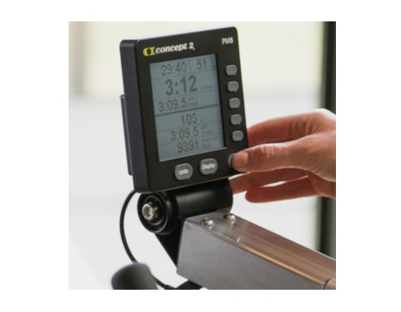 concept2 stationary bike pm5 monitor