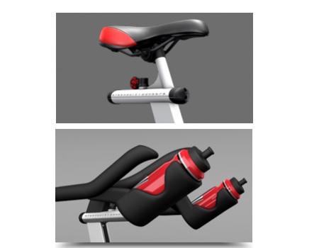 IC3 saddle and handlebars adjustment